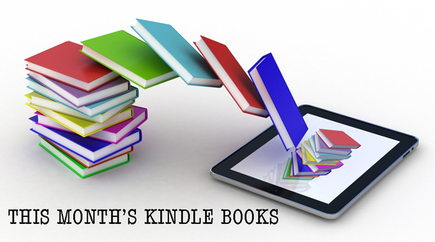 This month's required Kindle books are….