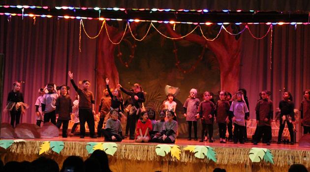 Bergen Elementary School Musical