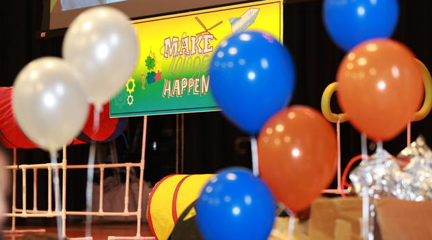 iLEARN SCHOOLS' Make Things Happen Festival: April 28th