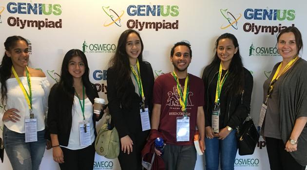 Genius Olympiad 2017