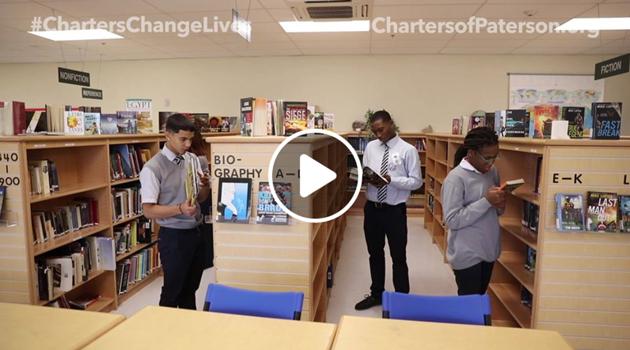 PATERSON CHARTER SCHOOLS COLLABORATE