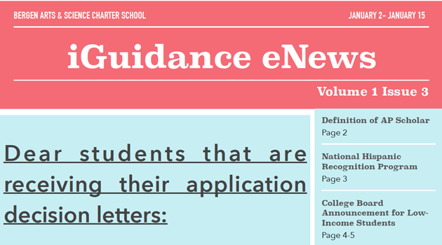 iGuidance eNews