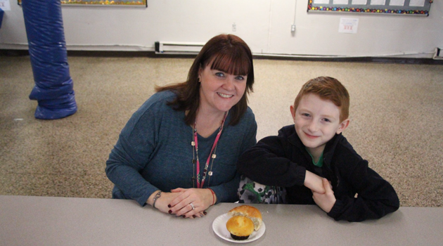 BASCS Elementary – Breakfast with Administration