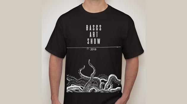 BASCS Art Show 2018 T-Shirt