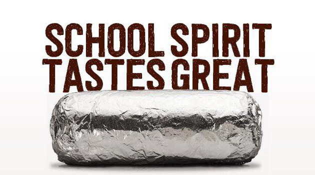 The 8th Grade Class of 2018 is holding their last fundraiser of the year at Chipotle in Lodi on May 1st from 4 pm to 8 pm.