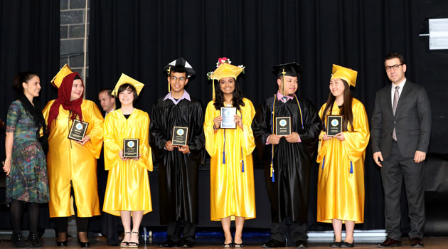 BASCS High Graduation Ceremony