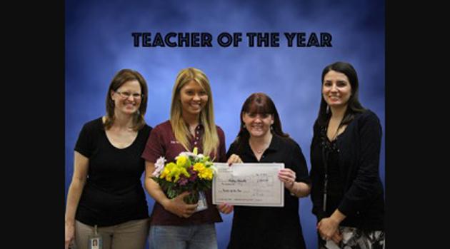 Congratulations Ms. Natiello!