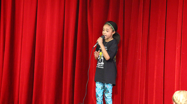 BERGEN Elementary Singing Bee
