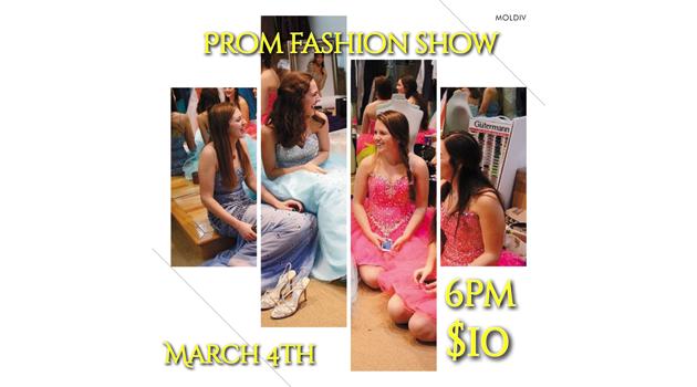 Senior Prom Fashion Show