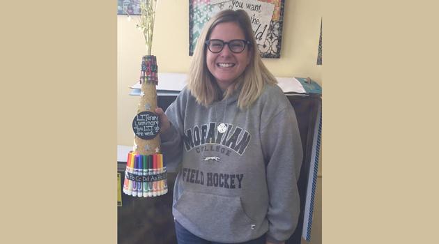Congratulations Ms.Acox!
