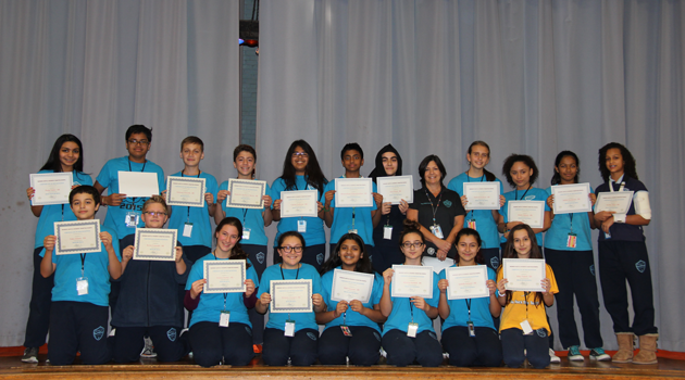 BASCS Award Assembly
