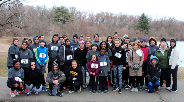 Students in Action 5K Run
