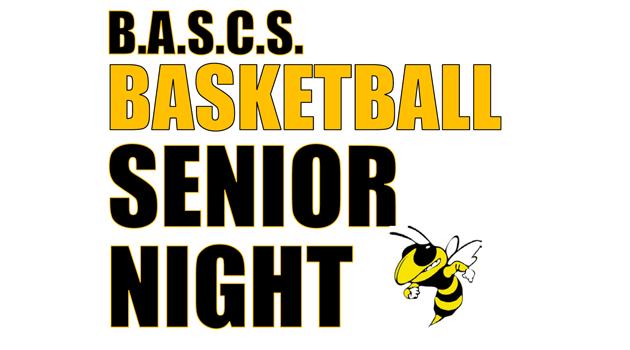 BASCS Basketball Senior Night