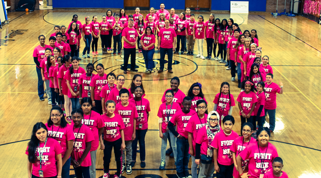 BASCS supports Breast Cancer Awareness