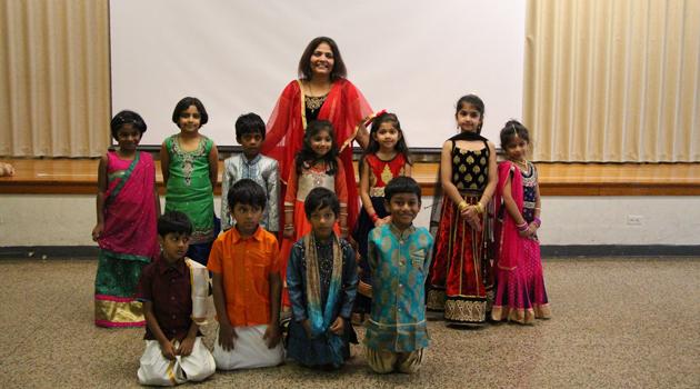 BASCS Elementary Diwali Celebration