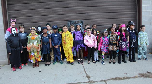 BASCS Elementary Halloween Celebration