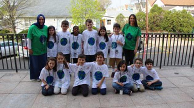 Bergen Elementary Celebrates Earth Day!