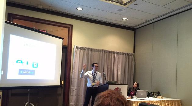 NJASCS Admin. present at Charter School Conference