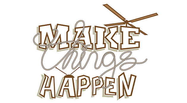 Welcome to Make Things Happen!
