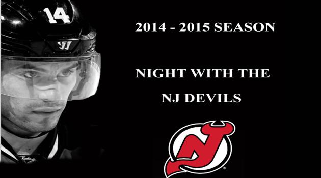 NJ Devils Family Fun Night