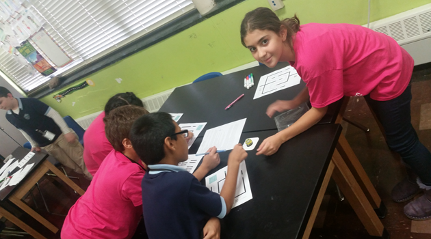 Working with Ozobots