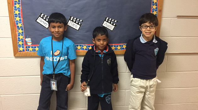 BASCS Elementary – Accelerated Reader of the Month