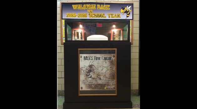 Time Capsule Class of 2015