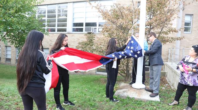 Bergen ASCS PTO's Flag Presentation Video