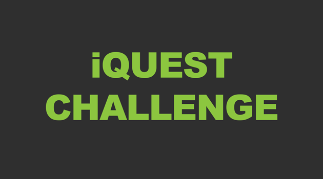 iQuest Challenge Starts Today!