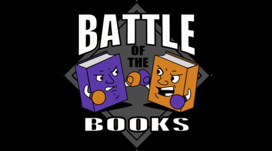 Battle of the Books has been rescheduled!