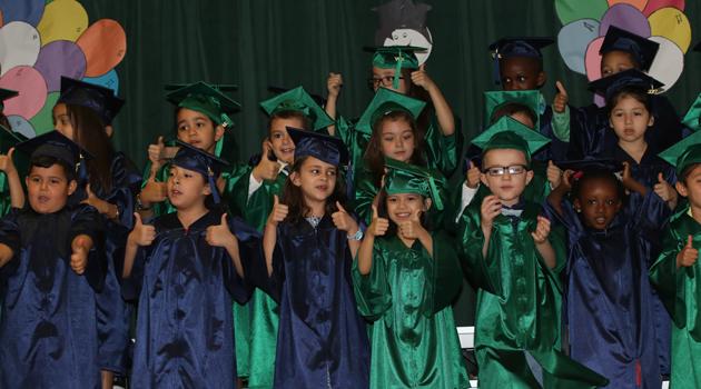 Hudson ASCS Kindergarten Graduation