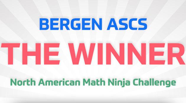 Bergen ASCS The Winner!
