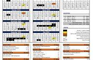 iLearn Schools 2019-2020 Academic Calendar