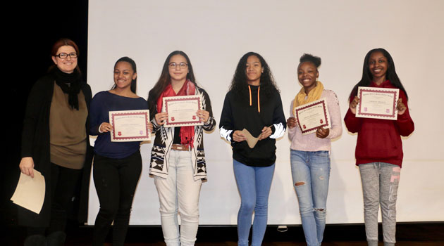 Passaic High – Awards Breakfast