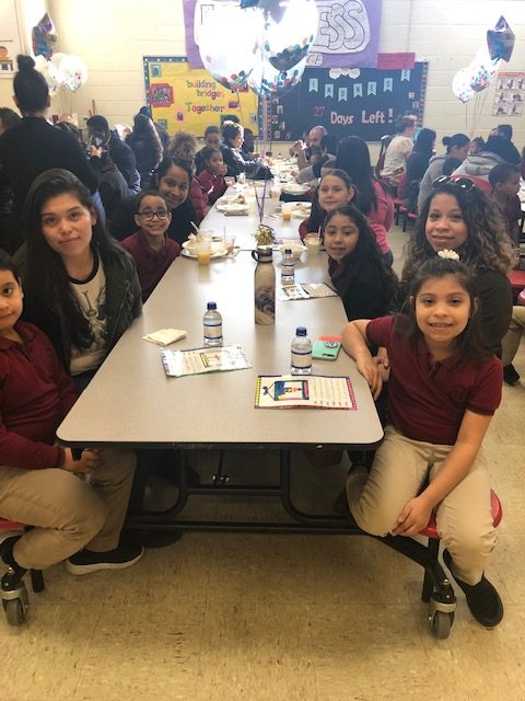 Passaic Clifton Celebrated Their Award Ceremony and Breakfast
