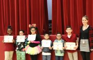 Passaic-Clifton K-3 Second Marking Period Award Assembly