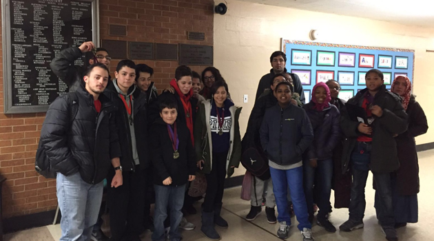 Science Olympiad Competition in NY