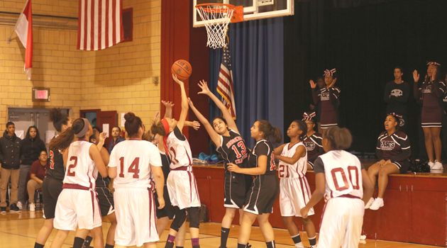 Passaic High School Basketball Games
