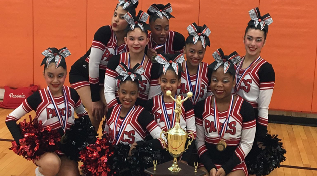 Congratulations to our PASCS Middle-High Cheerleaders!