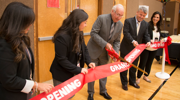 Clifton Campus Ribbon Cutting Ceremony