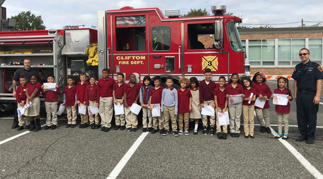 Fire Department Visit