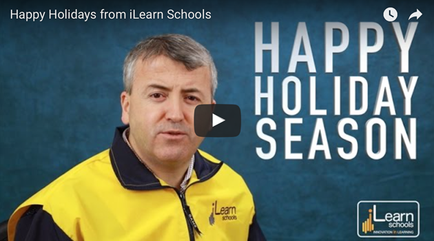 Happy Holidays from iLearn Schools
