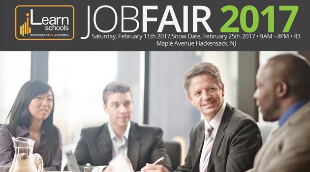 iLearn Schools Second Annual Job Fair TOMORROW!!!