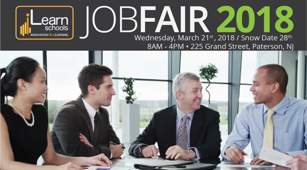 iLEARN SCHOOLS JOB FAIR 2018