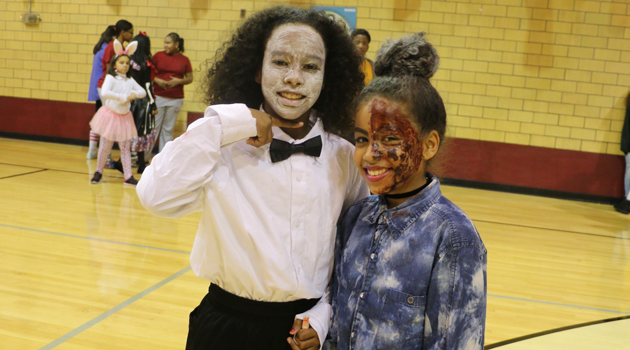 Halloween at Passaic Middle High