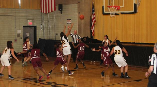 Varsity Girls Basketball BIG NEWS!