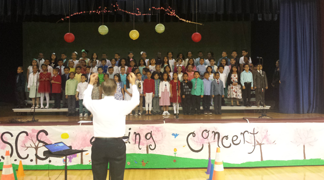 PASCS Primary's Spring Concert Once Again A Big Success