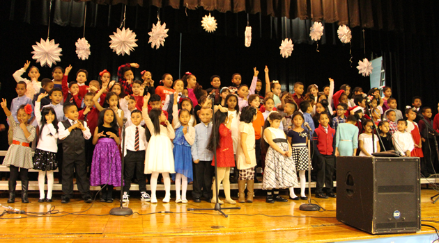 PASCS Primary's Winter Concert once again a big success!
