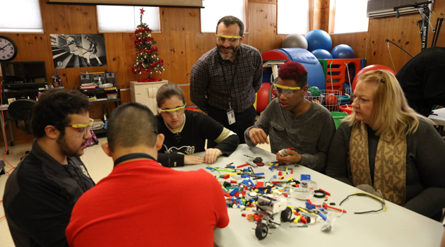 TEACHING ROBOTICS TO EXCEPTIONAL STUDENTS