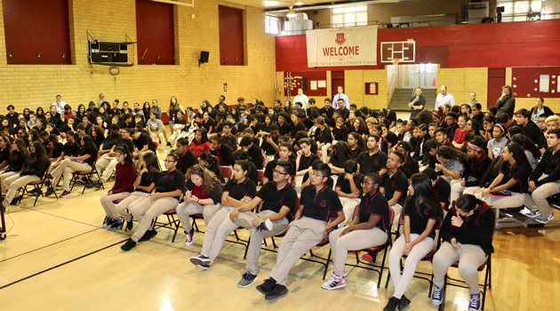 Students Advocating Life Without Substance Abuse